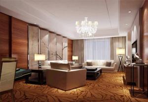 Tianjin Konggang Baiyun Hotel, Hotely  Tianjin - big - 16