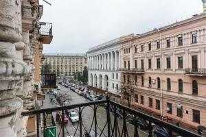 Kiev Accommodation Apartment on Horodetskogo st., Apartments  Kiev - big - 17