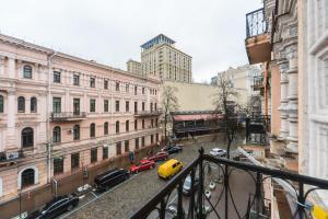 Kiev Accommodation Apartment on Horodetskogo st., Apartments  Kiev - big - 19