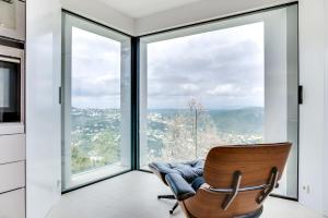 Magnificent contemporary villa Esterel Massif, Villák  Fréjus - big - 51