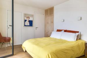 Magnificent contemporary villa Esterel Massif, Villák  Fréjus - big - 43