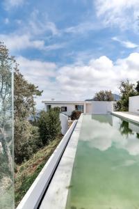 Magnificent contemporary villa Esterel Massif, Villák  Fréjus - big - 66