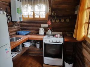 Posta Nehuen Cabañas, Appartamenti  Potrerillos - big - 9