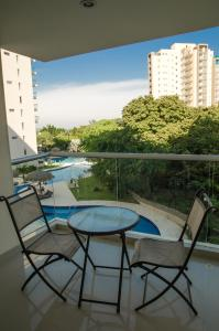 Torres Del Mar, Apartmanok  Santa Marta - big - 11