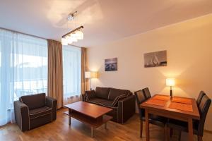 Apartamenty Sun & Snow Międzyzdroje Aquamarina