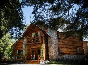 Hosteria Pichi Rincon, Penziony – hostince  Villa La Angostura - big - 14