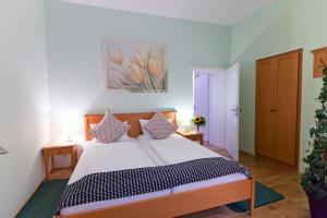 Apartment zum Goldenen Löwen, Апартаменты  Баден-Баден - big - 4