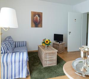 Apartment zum Goldenen Löwen, Апартаменты  Баден-Баден - big - 5