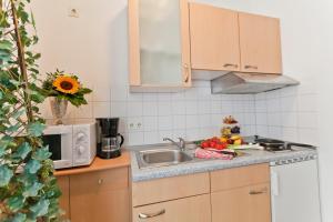 Apartment zum Goldenen Löwen, Апартаменты  Баден-Баден - big - 13