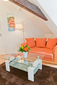 Apartment zum Goldenen Löwen, Апартаменты  Баден-Баден - big - 8