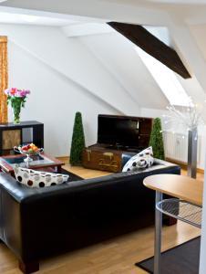 Apartment zum Goldenen Löwen, Апартаменты  Баден-Баден - big - 10