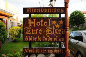 Zure Etxea, Отели  Мар-дель-Плата - big - 17