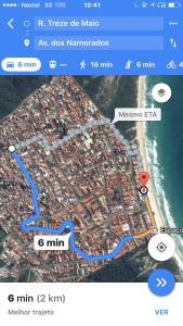 Casa em Cabo Frio, Дома для отпуска  Кабу-Фриу - big - 7