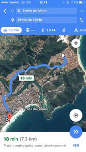 Casa em Cabo Frio, Дома для отпуска  Кабу-Фриу - big - 3