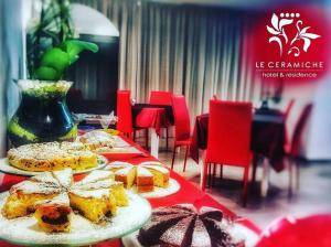 Hotel Residence Le Ceramiche, Hotels  Montalto Uffugo - big - 70