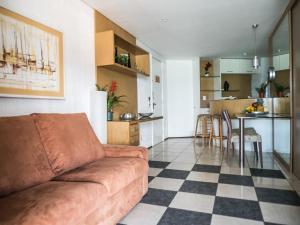GOLDEN APARTMENT - MODUS STYLE, Апартаменты  Форталеза - big - 11