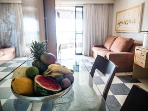 GOLDEN APARTMENT - MODUS STYLE, Апартаменты  Форталеза - big - 9