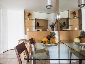 GOLDEN APARTMENT - MODUS STYLE, Apartments  Fortaleza - big - 8