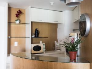 GOLDEN APARTMENT - MODUS STYLE, Апартаменты  Форталеза - big - 6