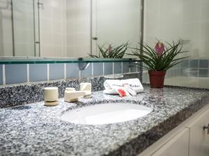 GOLDEN APARTMENT - MODUS STYLE, Apartmanok  Fortaleza - big - 4