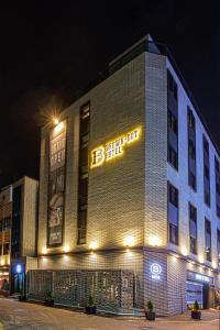 Brown-Dot Hotel Choeup, Hotely  Pusan - big - 1