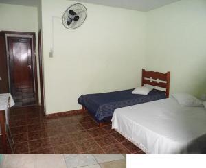 Hotel Capri, Szállodák  Três Corações - big - 21