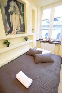 Elegant Apartment Royal Route, Appartamenti  Varsavia - big - 9
