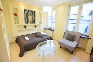 Elegant Apartment Royal Route, Appartamenti  Varsavia - big - 7