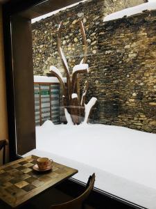Hotel La Neu, Szállodák  Benasque - big - 27
