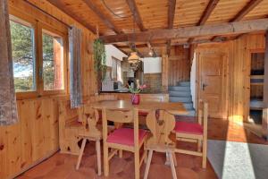 Chalet Puntjak, Horské chaty  Verbier - big - 9