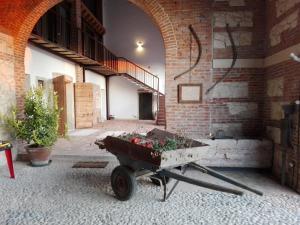 Agriturismo La Sophora, Apartmány  Montegaldella - big - 95