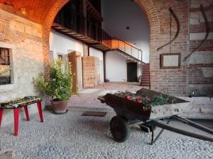 Agriturismo La Sophora, Apartmány  Montegaldella - big - 87