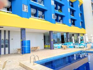 Studio Barra Bahia Flat, Aparthotels  Salvador - big - 11
