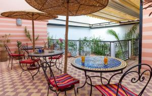 Riad Fuschia, Riads  Marrakech - big - 26