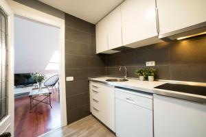 Alterhome Plaza España, Apartmanok  Madrid - big - 49