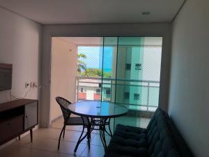 Portal Meireles 402, Apartmanok  Fortaleza - big - 3