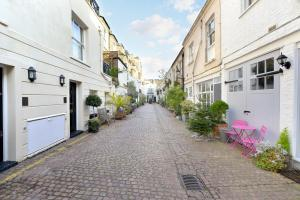 London Lifestyle Apartments - South Kensington - Mews, Ferienwohnungen  London - big - 9