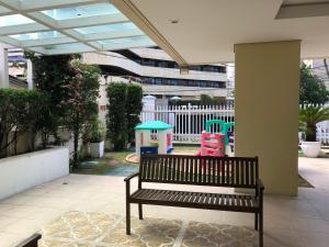 Portal Meireles 402, Apartmanok  Fortaleza - big - 18