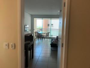 Portal Meireles 402, Apartmanok  Fortaleza - big - 12