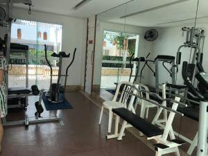 Portal Meireles 402, Apartmány  Fortaleza - big - 11