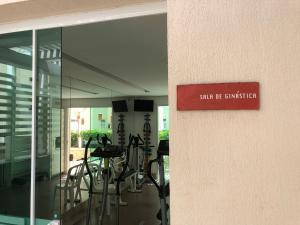 Portal Meireles 402, Apartmány  Fortaleza - big - 10