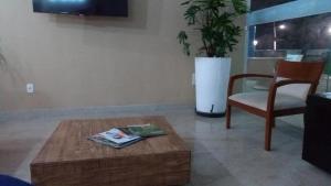 Studio Barra Bahia Flat, Aparthotely  Salvador - big - 2