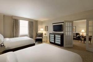 Fairmont One-Bedroom Suite with Two Queen Beds