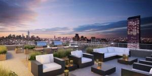 Times Square Lux Highrise, Apartmány  New York - big - 41