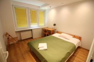 Apartamenty Varsovie Rondo ONZ, Apartmanok  Varsó - big - 65