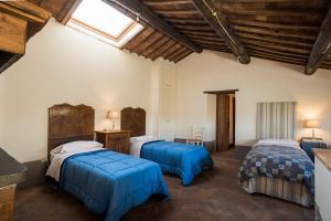Locanda Della Quercia Calante, Venkovské domy  Castel Giorgio - big - 13