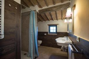 Locanda Della Quercia Calante, Venkovské domy  Castel Giorgio - big - 14