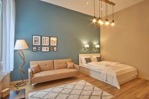 A26 Apartment, Appartamenti  Budapest - big - 4