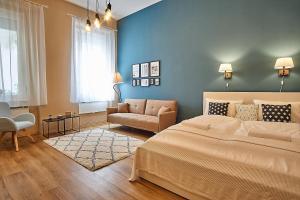 A26 Apartment, Appartamenti  Budapest - big - 5
