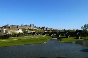 Soleil Vacances Hotel du Roi, Hotel  Carcassonne - big - 1